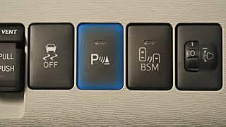 TOYOTA - Parking Sensors