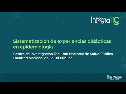 Sistematización de experiencias didácticas en epidemiología