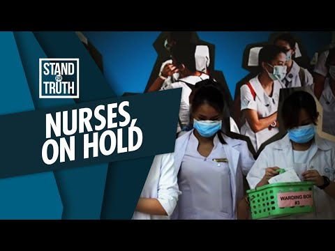 [GMA]  Stand for Truth: Pinoy healthcare workers, bawal muna magtrabaho abroad?