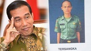 Viral Pria Mengaku Anggota TNI Hina Presiden, Pangkat dan Statusnya di Kodam II Sriwijaya Terungkap