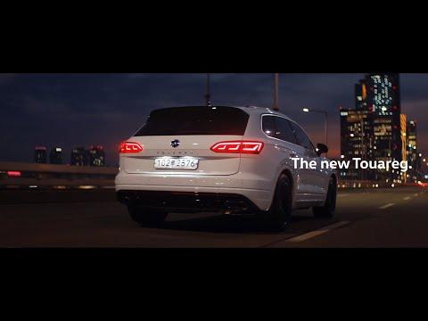 VolkswagenKorea 폭스바겐 The new Touareg