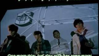 [HQ] Fahrenheit - Gu Dan Mo Tian Lun (Lonely Ferris Wheel)(English Sub + Pin Yin)