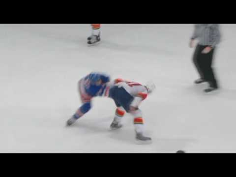 Brandon Dubinsky vs. Gregory Campbell