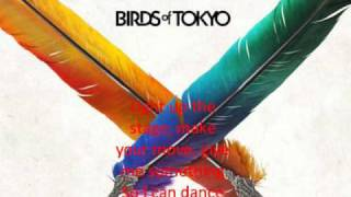 Birds Of Tokyo   Plans (with Lyrics)
