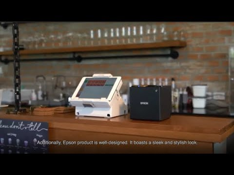 Epson POS Customer Story: Please Don't Tell Cafe and Silom Technology (Eng Sub)
