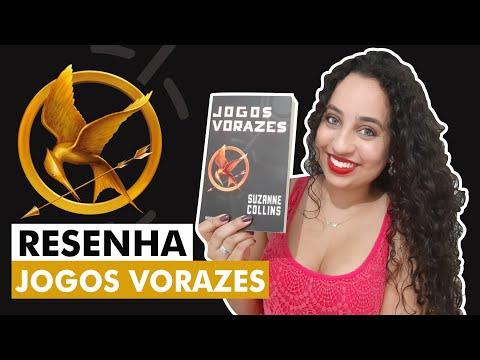 Resenha Jogos Vorazes   Karina Nascimento - Paraíso dos livros
