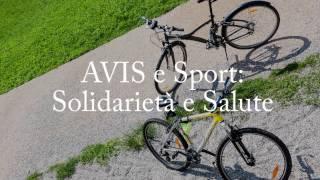 preview picture of video 'BiciclettAvis 2013 lungo canale Villoresi by AVIS Giovani Monza e Brianza'