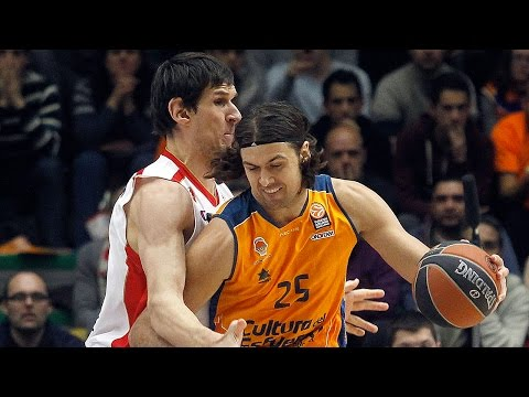 Highlights: Valencia Basket-Crvena Zvezda Telekom Belgrade