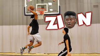 """Game Of """"ZION"""" PART 2 