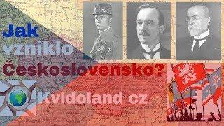 Kapitola 1. Vznik Československa - Projekt 100 Československo