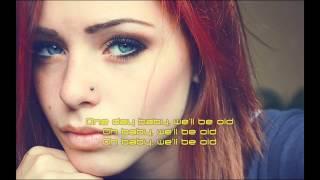 Asaf Avidan - One Day Reckoning Song (Wankelmut Remix) [Lyrics]