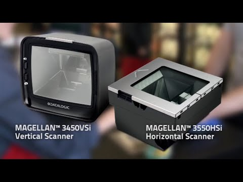Datalogic MAGELLAN™ 3450VSi and 3550HSi | High performance single plane imaging for Retail