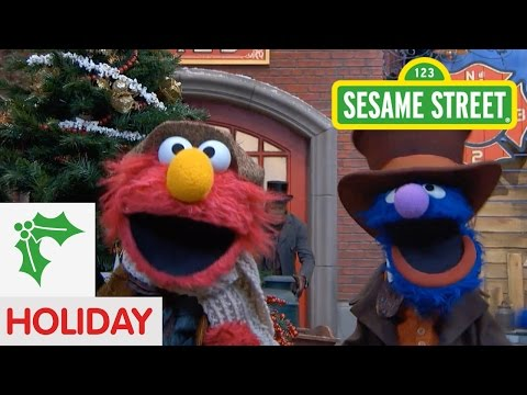 Sesame Street: Let Santa Know We're Here with Elmo and Grover