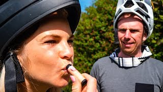 How Much Faster Are PRO Women Mountain Bikers?