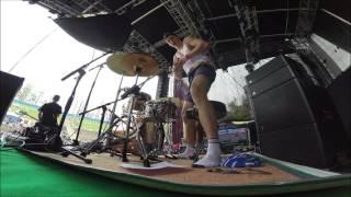 Video Majales Open Air - Stars So Far - druming