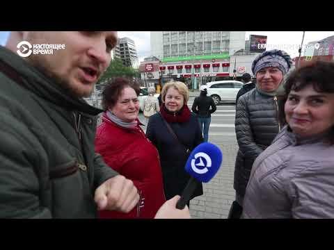 Екатеринбург: храм или сквер? Опрос без купюр видео