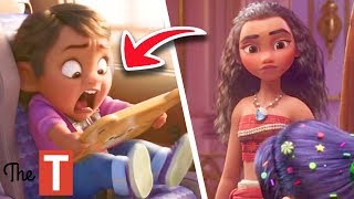 Wreck-it Ralph 2 Disney Princesses: What You Didn't Notice About Moana