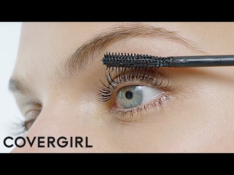 Covergirl Commercial for CoverGirl The Super Sizer Mascara (2015) (Television Commercial)