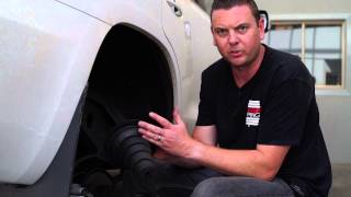 Installation of Polyair Red Bags for Coil Springs - Makes a