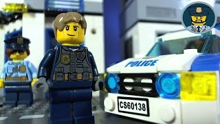 LEGO CITY POLICE High Speed Chase Mini Movie.