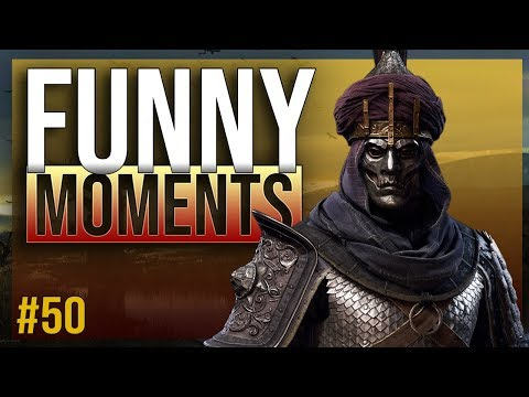 ASSASSIN'S CREED ODYSSEY - funny twitch moments ep. 50