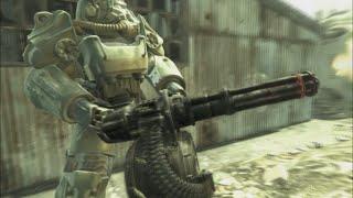 Fallout 3 Trailer in Fallout 4
