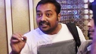 Anurag Kashyap LASHES OUT At A Journalist  UNCUT VIDEO  MUST WATCH