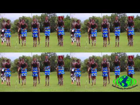 A classic Dinka Cultural Dance 2