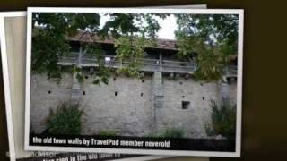 preview picture of video 'Old Town - Rothenburg ob der Tauber, Romantic Road, Bavaria, Germany'
