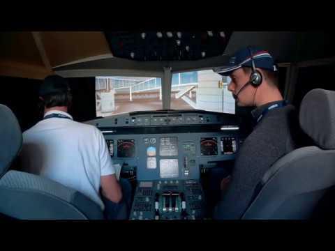 A320 Trainer - VIER IM POTT - смотреть онлайн на Hah Life
