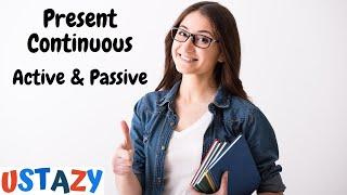 active and passive voice in english grammar   present
