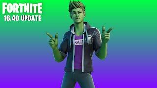 Fortnite New 16.40 Update Gameplay! (Fortnite Season 6)