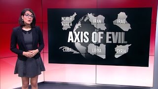 Axis of Evil: US cycle of regime change in North Korea, Libya & beyond