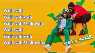 Kcee Ft Timaya   Erima (Official Video Lyrics) HD