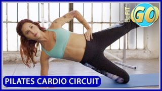 Pilates Cardio Circuit Workout: 15 Mins- BeFiT GO by BeFiT
