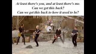 Daughtry-Used To W/Lyrics