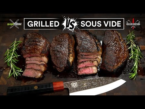 GRILL vs SOUS VIDE Picanha 100,000 Subs Special!