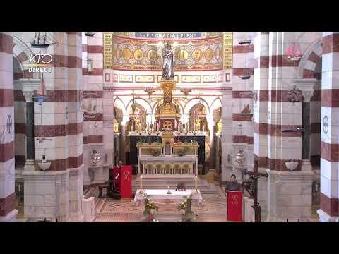Laudes et Messe du 3 juin 2021 à Notre-Dame de la Garde