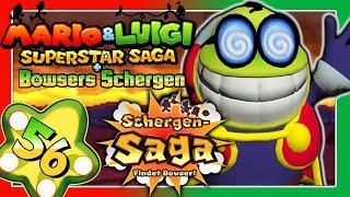MARIO & LUIGI SUPERSTAR SAGA + BOWSERS SCHERGEN Part 56: Schergen-Überfall auf irren Krankfried!