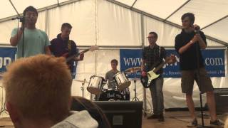 Mardy Bum (Arctic Monkeys) -Band Cover - Teignmouth's Got Talent