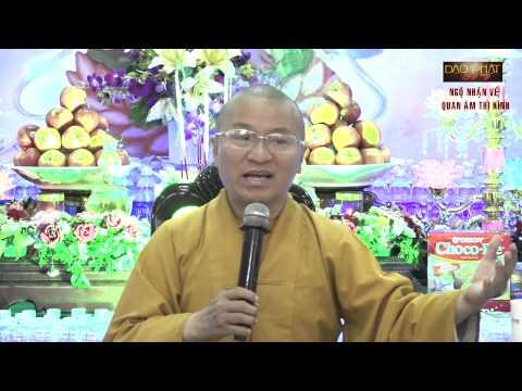 Vấn đáp: Bát Quan Trai giới, mục đích niệm Phật, ngộ nhận về Quan Âm Thị Kính, chuyển hóa cảm xúc, thú nuôi và lòng từ bi, tiêu chí vãng sanh