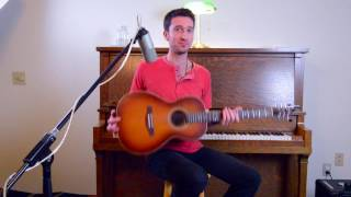 Seagull Entourage Rustic Grand QIT Review/Demo