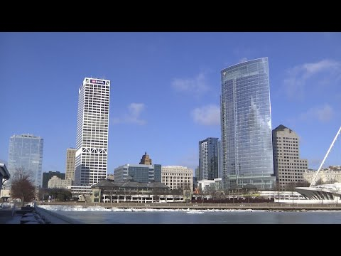 The Democratic National Committee has selected Milwaukee to host the 2020 national convention. It's the first time in over a century that Democrats will be in a Midwest city other than Chicago to nominate their presidential candidate. (March 11)