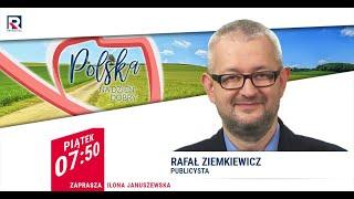 Za 6 tysięcy to minister może w Lidlu pracować – Rafał Ziemkiewicz | Polska na dzień dobry 1/4