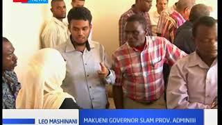 Gavana wa Lamu apingwa mahakamani na Issa Timamy