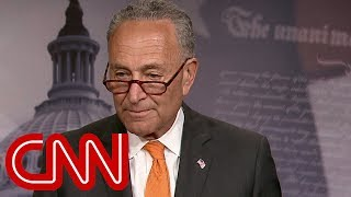 Schumer: Possibility that Putin has damaging info on Trump