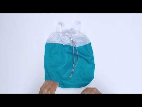 الحقيبة الخفيفة - أزرق بحري