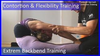 17 Frederick Van Laak Contortion: Deep Backbend Training - Also For Yoga, Pole, Ballet, Dance People
