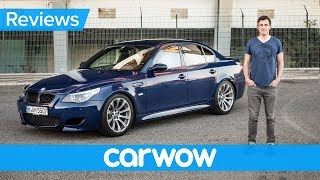 BMW E60 M5 review - see why it has the best M engine ever!   Mat Watson Reviews