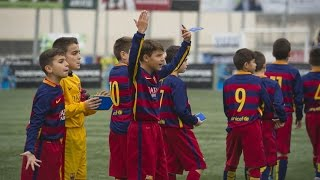 [ESP] Final Torneo MIC 2016 (Alevín): FC Barcelona A - Real Madrid (2-0)